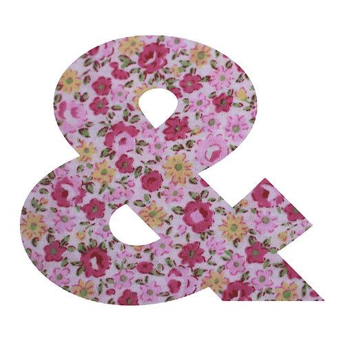 & - Pink Rose