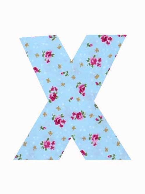 X - Blue Rose