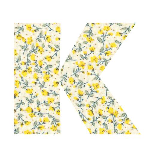 K - Yellow Flowers