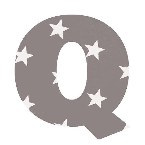 Q - Grey Stars