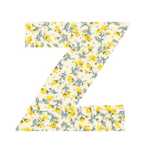 Z - Yellow Flowers