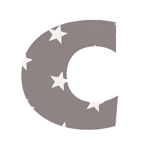 C - Grey Stars