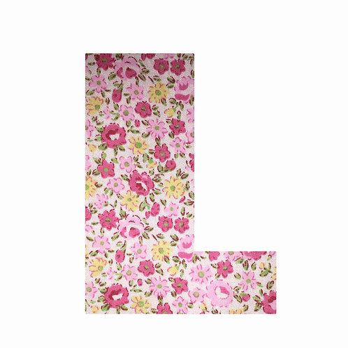 L - Pink Floral