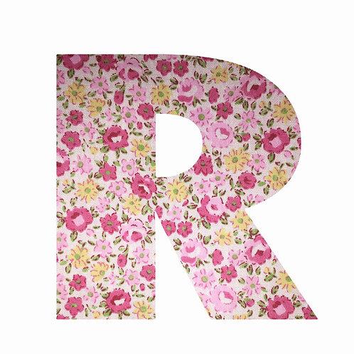 R - Pink Floral