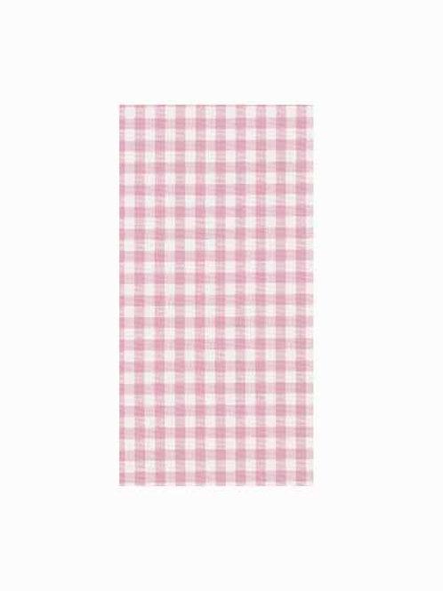 I - Pink Gingham