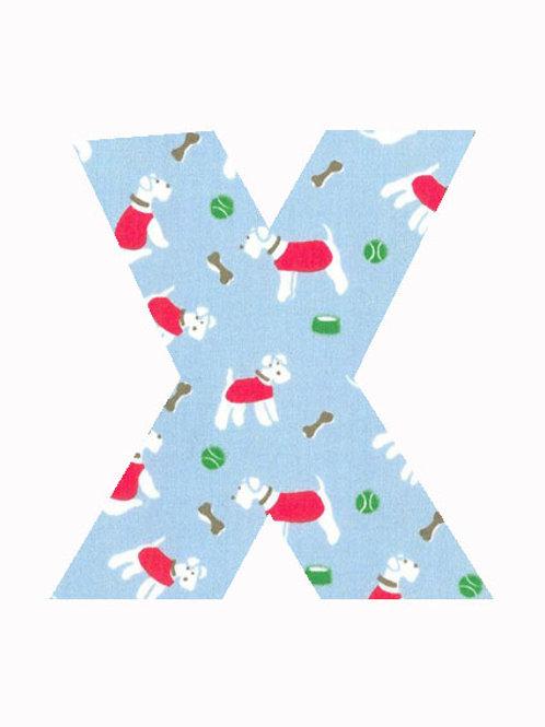 X - Blue Dogs