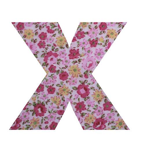 X - Pink Rose