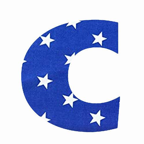 C - Dark Blue Star
