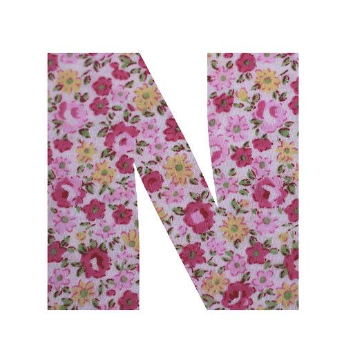 N - Pink Rose