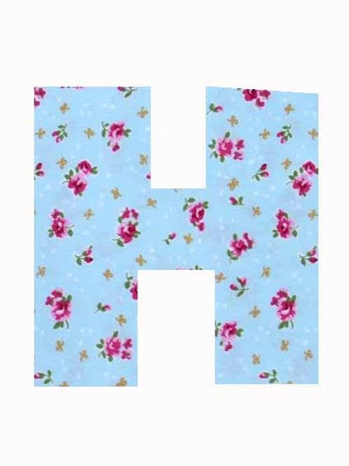 H - Blue Rose