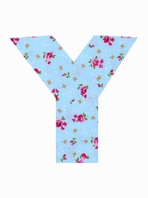 Y - Blue Rose