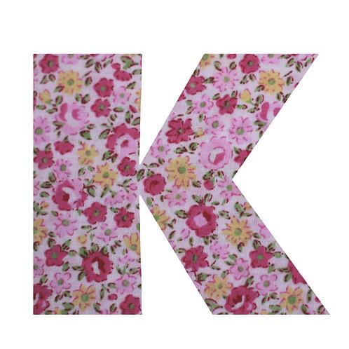 K - Pink Rose