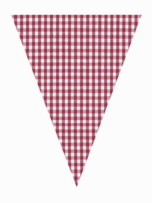 Flag - Red Gingham