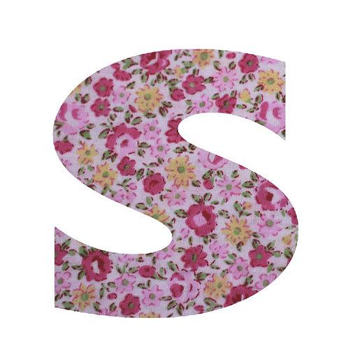 S - Pink Rose