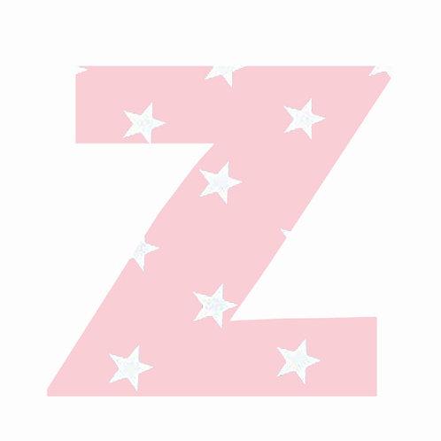 Z - Pink Star