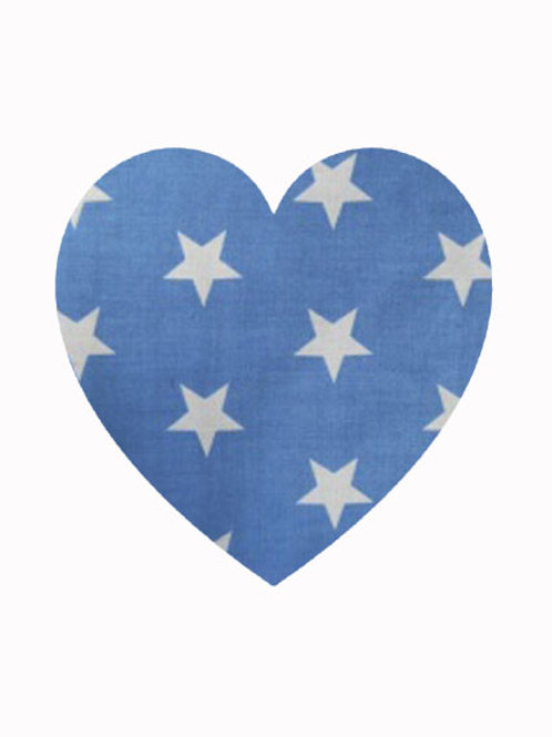 Heart - Blue Stars