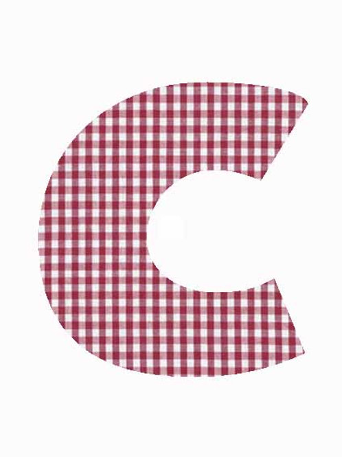 C.- Red Gingham