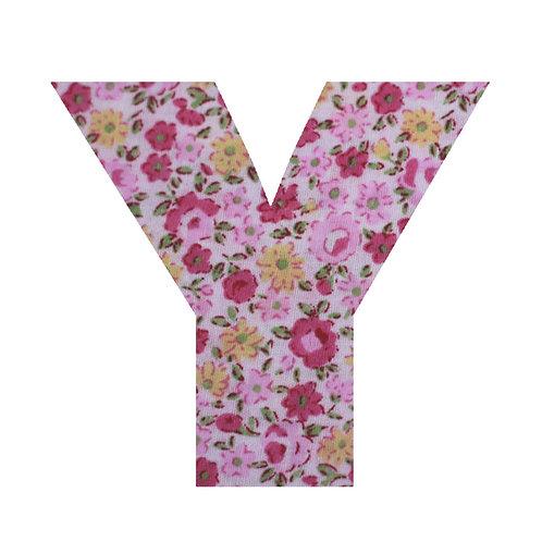Y - Pink Rose
