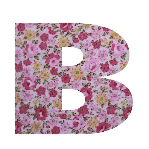 B - Pink Rose