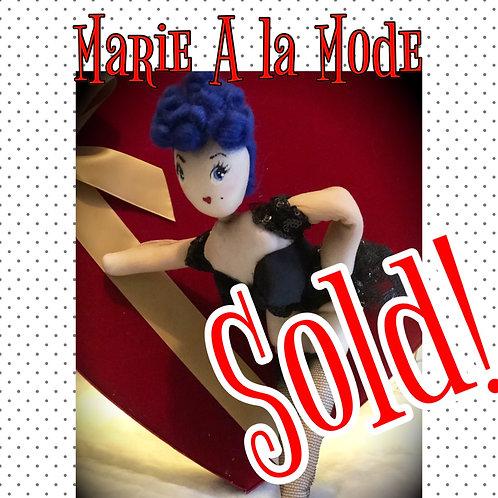 Marie A la Mode