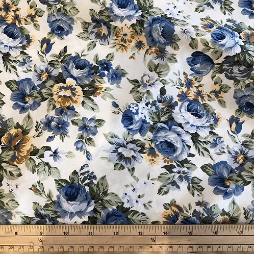 5 meter bundle blue rose