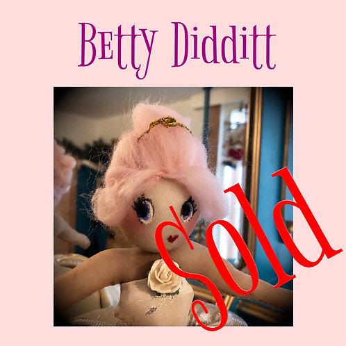 Betty Didditt (Tree Fairy)