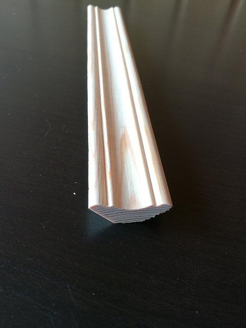 Галтель сосна 35х35 мм