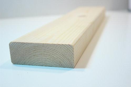 Палубная доска лиственница (28х140 мм)