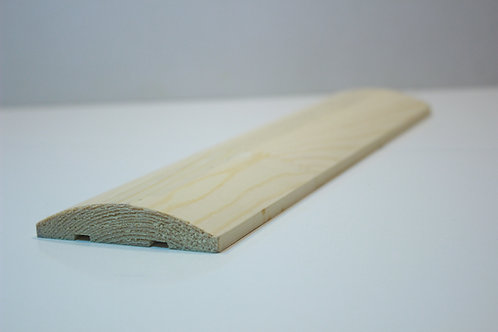 Опанелка радиусная сращен.0 сорт (12х65-75мм)