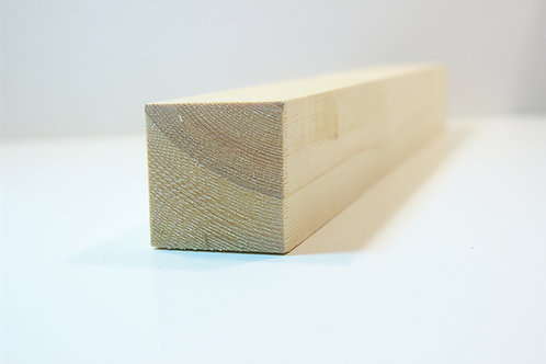 Брусок 1-2 сорт мебельный, 82х86 мм.