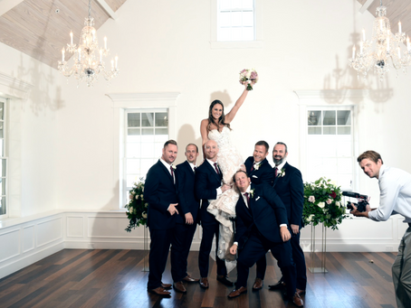 Nice day for a White Wedding | The White Room