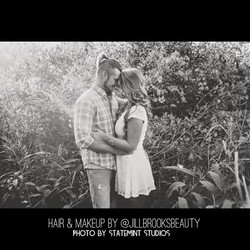 How adorable is this picture_ _StatemintStudios does it again! Show Angie & Evan some love with a do