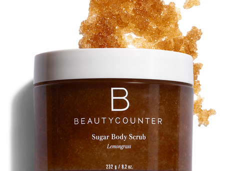 PRODUCT REVIEW: Beautycounter's Sugar Body Scrub