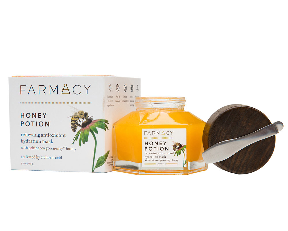 Farmacy Honey Potion Warming Masque