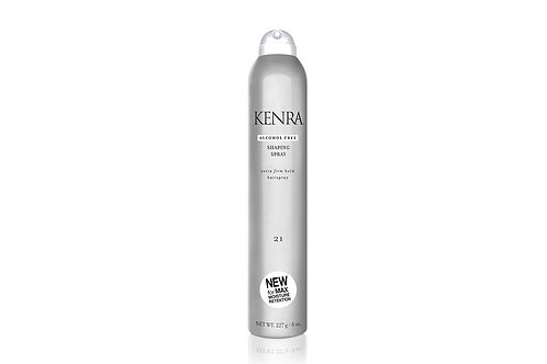 Kenra Shaping Spray 21 (Alcohol-Free Hairspray)