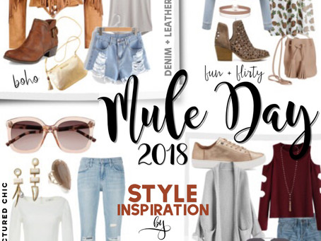 STYLE REPORT: Mule Day 2018