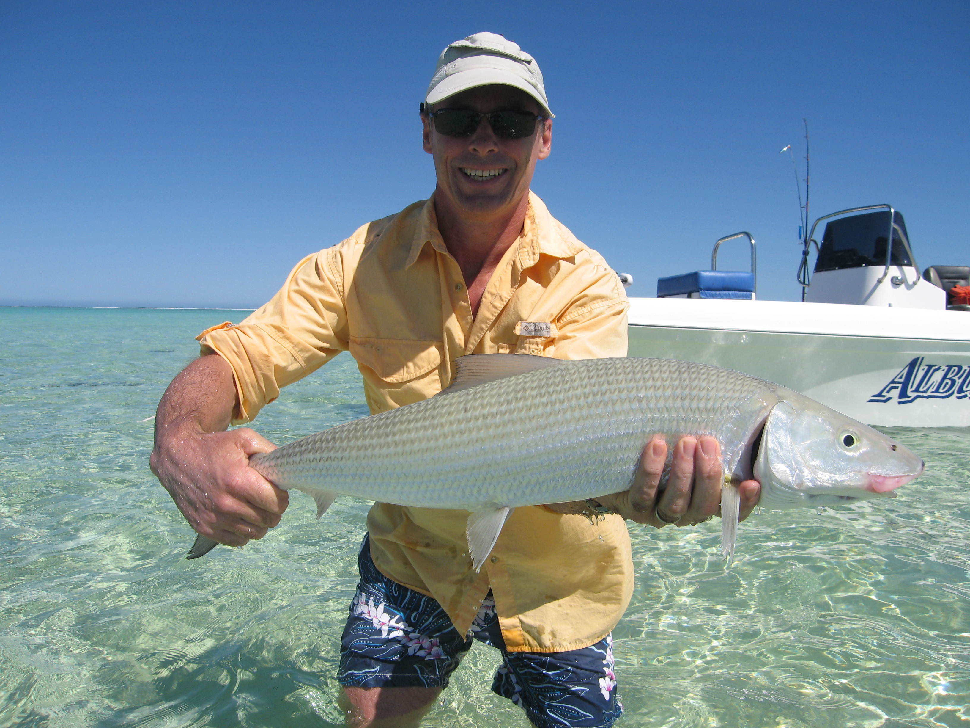 Ningaloo bonefish