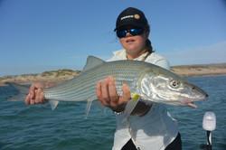 Big Ningaloo bonefish