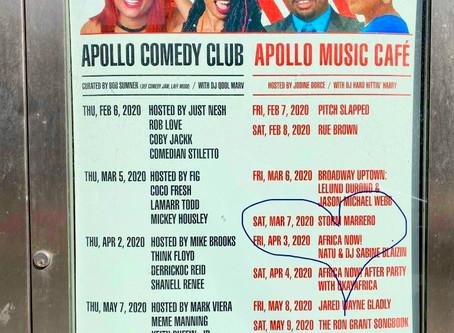 Apollo here we come.