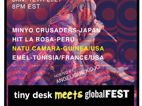 See you all on Tuesday night at the years globalFEST.