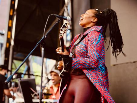 The Harlem Derby Music Festival.
