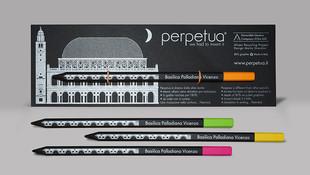 Perpetua la matita for Basilica Palladiana, Vicenza