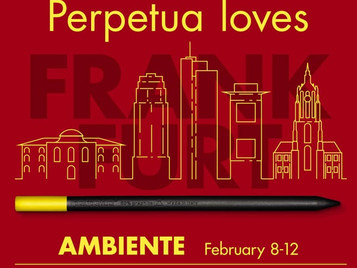 Perpetua goes to Ambiente