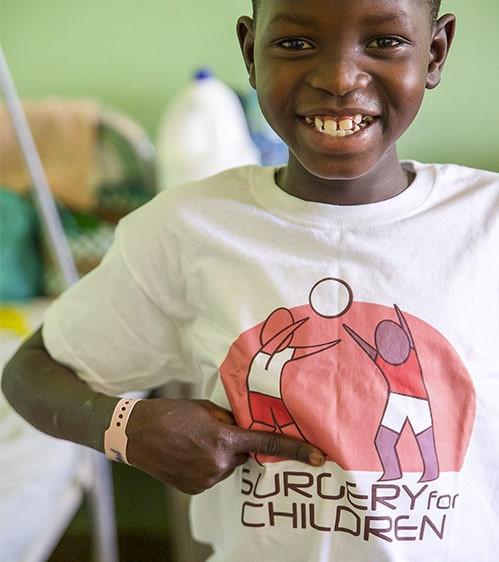 Perpetua & Surgery for Children