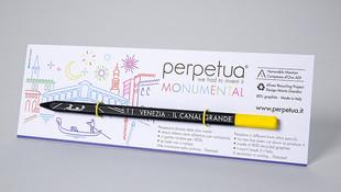 Perpetua la matita for Canal Grande, Venezia