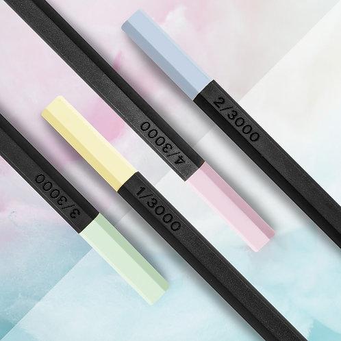 Perpetua la matita in grafite riciclata - Sweet Life Collection - colori pastello