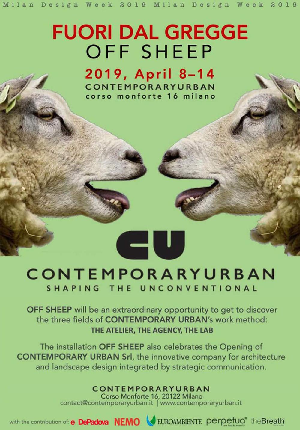 Off sheep - Contemporary Urban