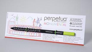 Perpetua la matita for Verona