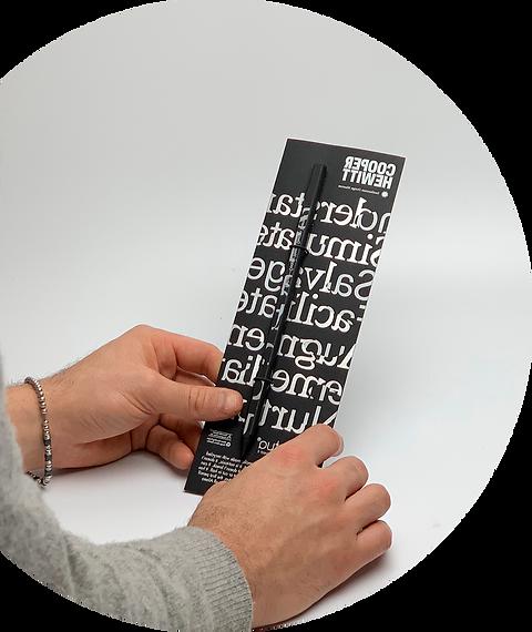 Progetti su misura personalizzati per musei e concept store che vogliono comunicare valori di sostenibilità, ecologia e design con Perpetua