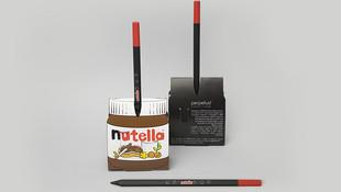 Perpetua la matita for Nutella Cafè